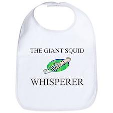 The Giant Squid Whisperer Bib