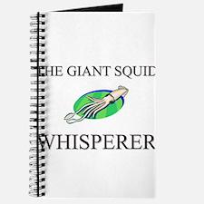 The Giant Squid Whisperer Journal