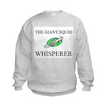 The Giant Squid Whisperer Sweatshirt
