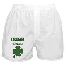 Irish Holland Boxer Shorts
