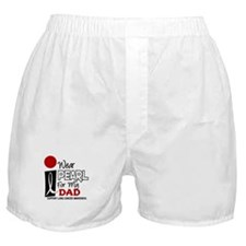 I Wear Pearl For My Dad 9 Boxer Shorts