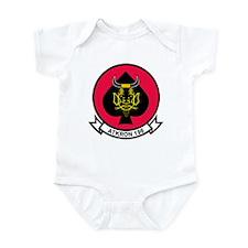 Cute Battery Infant Bodysuit