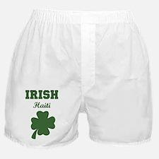 Irish Haiti Boxer Shorts