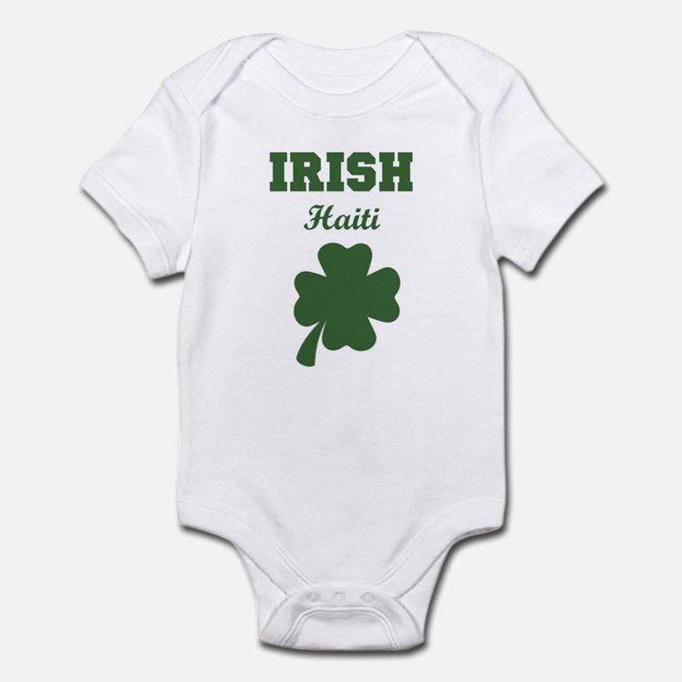 Irish Haiti Infant Bodysuit