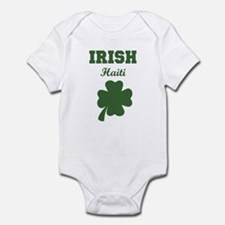 Irish Haiti Onesie