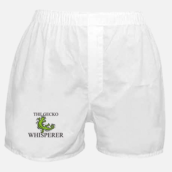 The Gecko Whisperer Boxer Shorts
