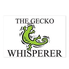 The Gecko Whisperer Postcards (Package of 8)