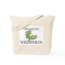The Gecko Whisperer Tote Bag