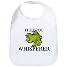 The Frog Whisperer Bib