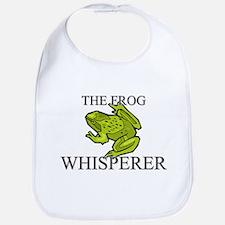The Frog Whisperer Bib