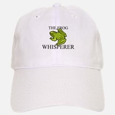 The Frog Whisperer Baseball Baseball Cap