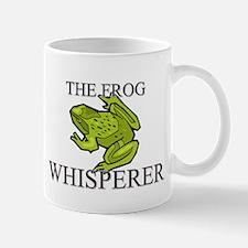 The Frog Whisperer Mug