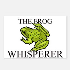The Frog Whisperer Postcards (Package of 8)