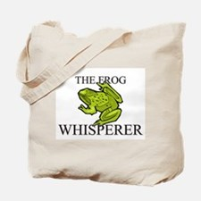 The Frog Whisperer Tote Bag