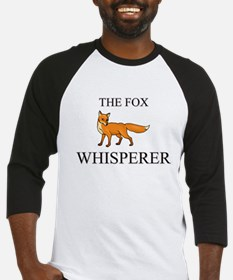 The Fox Whisperer Baseball Jersey
