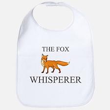 The Fox Whisperer Bib