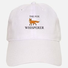 The Fox Whisperer Baseball Baseball Cap