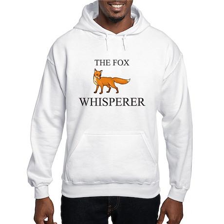 The Fox Whisperer Hooded Sweatshirt