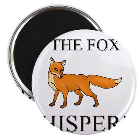 The Fox Whisperer Magnet