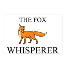 The Fox Whisperer Postcards (Package of 8)