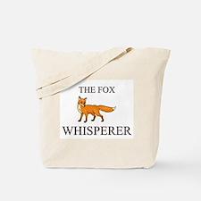 The Fox Whisperer Tote Bag