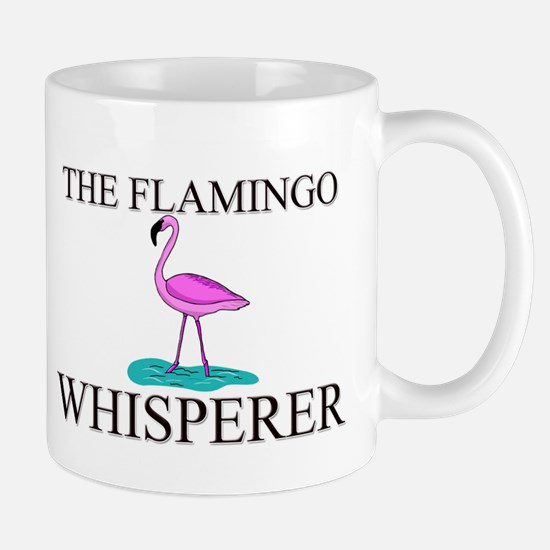 The Flamingo Whisperer Mug
