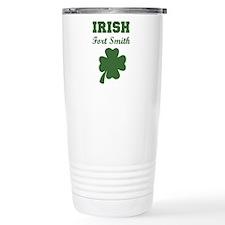 Irish Fort Smith Travel Mug