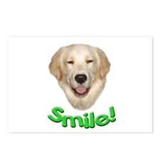 Smile! Puppy Postcards (Package of 8)