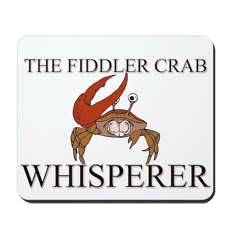 The Fiddler Crab Whisperer Mousepad