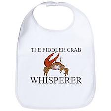 The Fiddler Crab Whisperer Bib