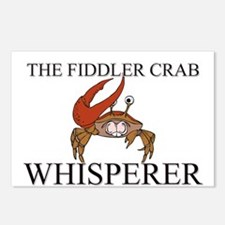 The Fiddler Crab Whisperer Postcards (Package of 8