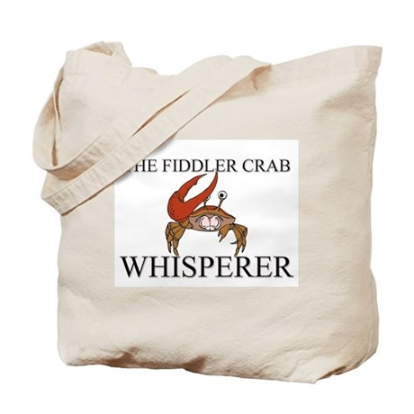 The Fiddler Crab Whisperer Tote Bag