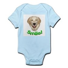 Smile! Puppy Infant Creeper