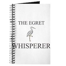 The Egret Whisperer Journal