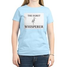 The Egret Whisperer T-Shirt