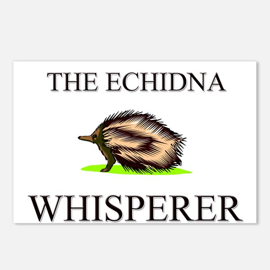 The Echidna Whisperer Postcards (Package of 8)