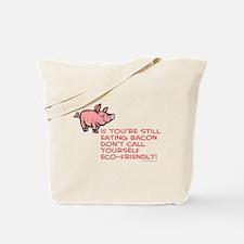 Anti Meat Tote Bag