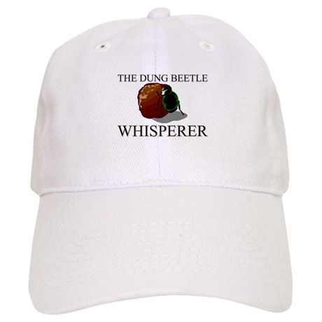 The Dung Beetle Whisperer Cap