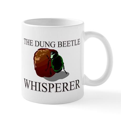 The Dung Beetle Whisperer Mug