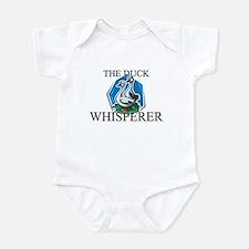 The Duck Whisperer Infant Bodysuit