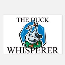 The Duck Whisperer Postcards (Package of 8)