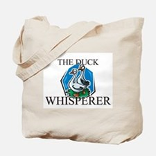 The Duck Whisperer Tote Bag