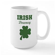 Irish Downey Mug