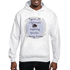 Supporting OEF, Hoodie Sweatshirt