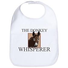 The Donkey Whisperer Bib