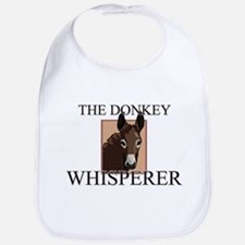 The Donkey Whisperer Bib