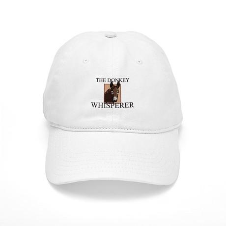 The Donkey Whisperer Cap