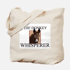 The Donkey Whisperer Tote Bag