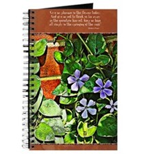 Ivy Flowers Journal