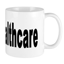 I Love Healthcare Mug
